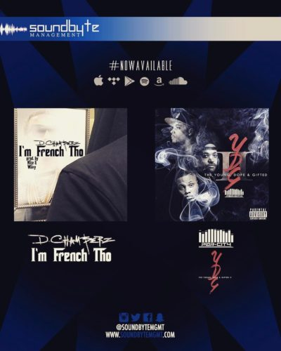 D.Chamberz Interview on DTF Radio