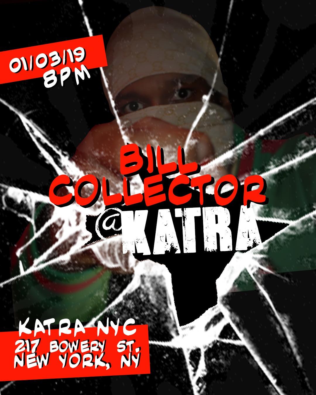 010419 Bill @ Katra