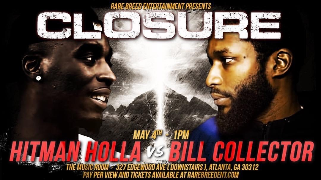 050419 Closure vs. Hitman Holla