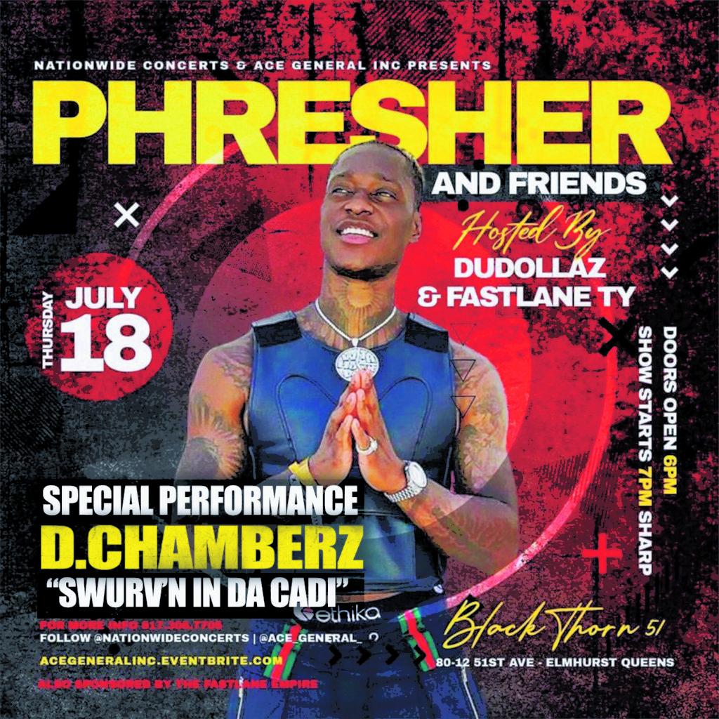 071819 D.Chamberz @ Blackthorn A