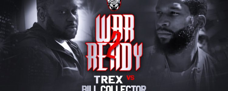 Bill Collector VS. T-Rex