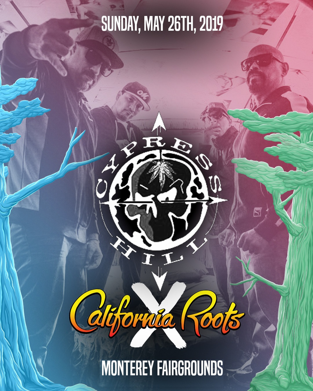 52519 Cypress Hill @ Cali Roots 2019