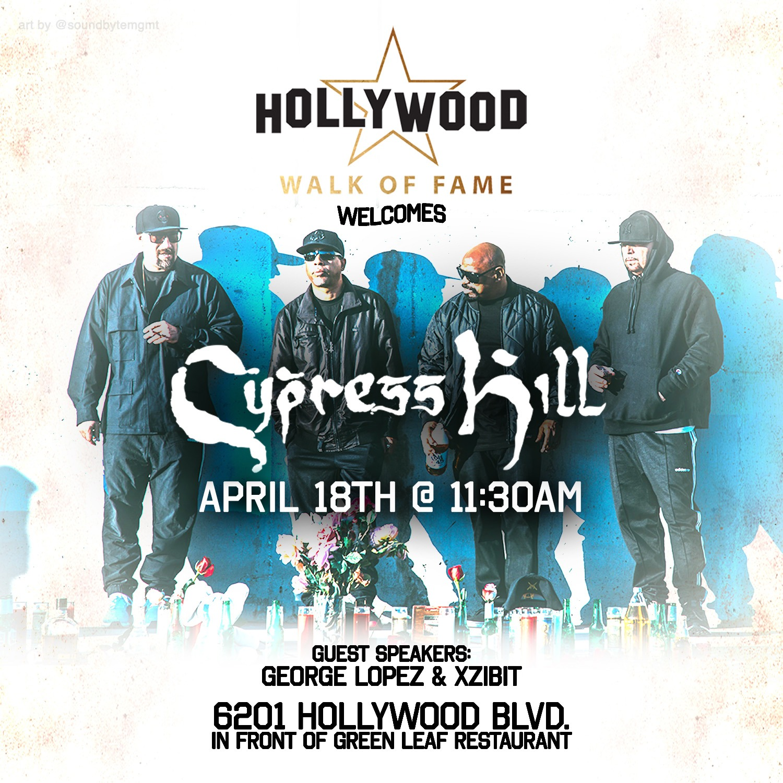 Cypress Hill WOF