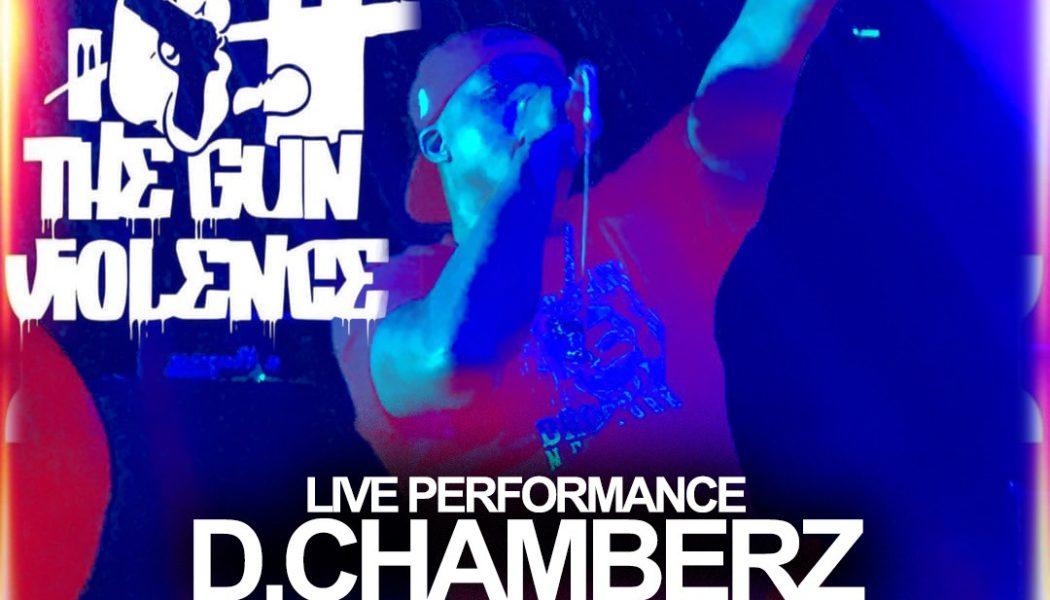 D.Chamberz @ Stop the Gun Violence