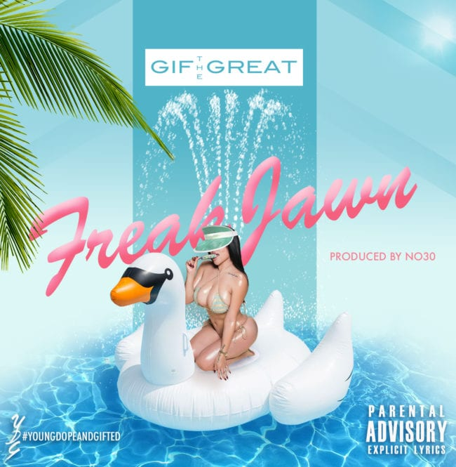 GIF The Great - Freak Jawn cover