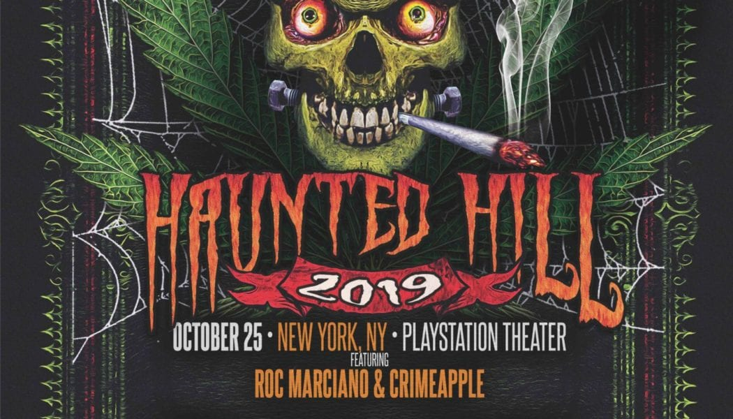 Cypress Hill Announces Haunted Hill Line Up