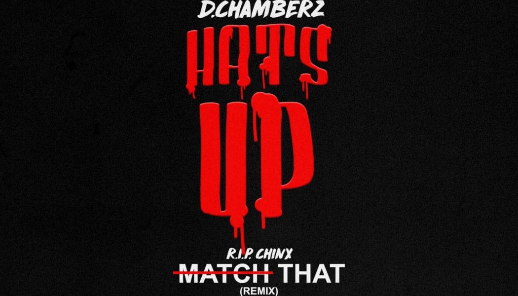 """D.Chamberz remixes """"Match That"""""""