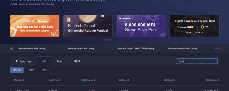 Cre8tor App hits the Crypto Market with TUNE Token!