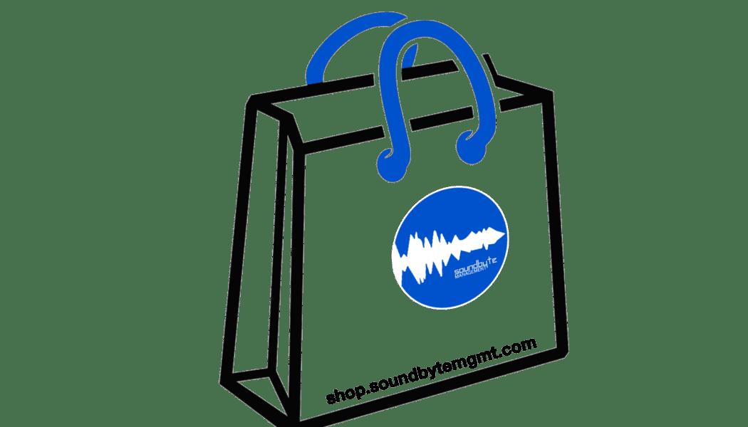 the soundbyte Shop is open!