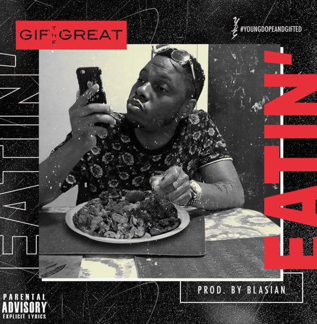 GIF - Eatin' (cover)