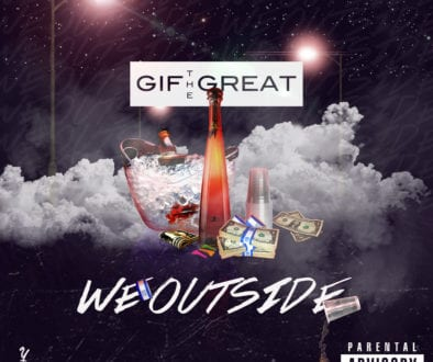 GiF - We outside cover purple alt