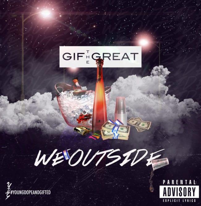 GiF - We outside cover purple alt