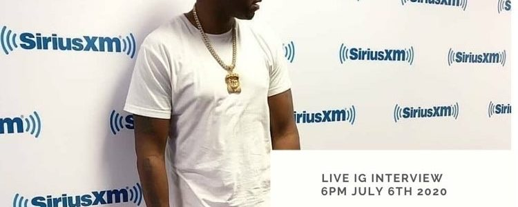 New Interview with D.Chamberz On IG Live!