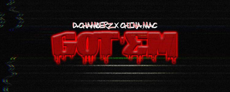 """D.Chamberz's Videoshoot for  single, """"Got em"""""""