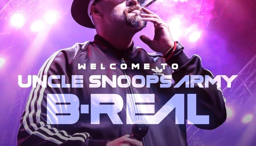 B-Real Officially Signed to Uncle Snoops Army